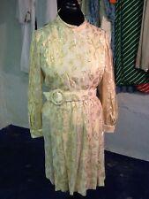 Aldrich Vintage Lame Dress 8