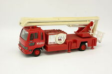 M Tech Epoch 1/43 - Hino Ranger Fire Engine Truck Firefighters