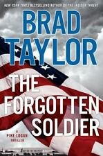 The Forgotten Soldier (A Pike Logan Thriller) Taylor, Brad Hardcover