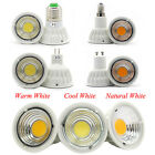 Ultra Bright 18W E27/E14/GU10/MR16 LED Spotlight Dimmable COB Spot Light Lamp