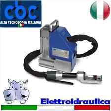Curvatubi-piegatubi elettroidraulico rame/acciaio bonderizzato/multistrato 7 ...