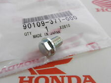 Honda CX 500 650 Bolt verrouillage 8mm Genuine New 90109-371-000