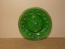"Wheaton ""The Midnight Ride Of Paul Revere"" Green Carninval  Plate 8"""