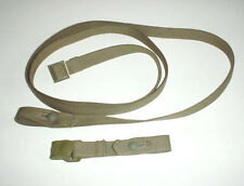 GERMAN ARMY WW2 REPRO GAS MASK CAN STRAP SET