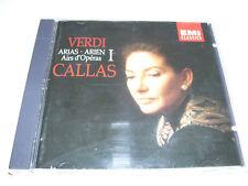 Maria Callas - Verdi Arias I Macbeth RARE UK CD 1991