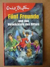 Blyton, Enid: Fünf Freunde und das Vermächtnis des Ritters / Kinderbuch