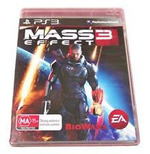 Mass Effect 3 Sony PS3