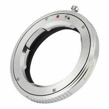 Objektiv Adapter für Leica M LM Zeiss ZM Lens to Panasonic L Mount Kamera S1 S1R