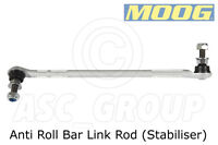 MOOG Front Axle, Left - Anti Roll Bar Link Rod (Stabiliser) - BM-LS-3725