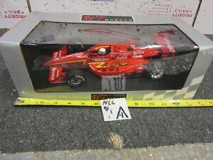UT Models CART #1 TARGET Indy 500 Car Signed Alex Zanardi Autograph