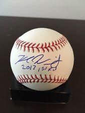 Kyle Wright Autographed Major League Baseball Atlanta Braves