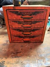 Garage Automotive Dorman Products Metal Drawers 4 Draws Very Heavy