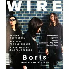 March Wire Monthly Music, Dance & Theatre Magazines