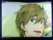Free! Eternal Summer Iwatobi Swim Club Makoto Tachibana Pillow Case Taito New