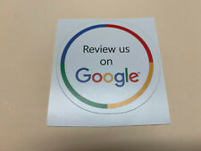 For your Business Google round sticker
