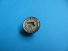Glock safe action pin badge. Unused. VGC