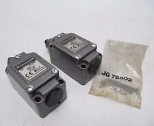 (LOT OF 2 NEW) Micro Switch / Honeywell Mechanical Limit Switch 2LS14PG