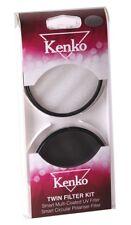 Kenko 77mm Smart Circular Polariser & MC UV Twin Filter Kit - Ex-Display