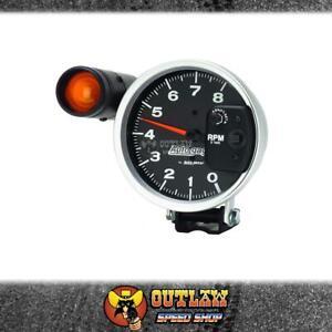 """AUTOMETER AUTOGAUGE 5"""" MONSTER TACHO 8,000 RPM & EXTERNAL SHIFTLIGHT - AU233905"""