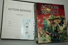 ACTION SERVICE GIOCO USATO COMMODORE 64 EDIZIONE EUROPEA FR1 51645