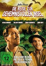 Jules Verne - Die Reise zur geheimnisvollen Insel ( Sci-Fi Klassiker ) Cesar Rom