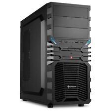 PC Büro COMPUTER QUAD CORE 16GB DDR4 RAM 250GB SSD komplett Windows 10 Office)++