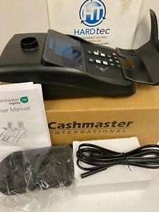 Cashmaster Sigma 170 Money Counter Scale / coin counter