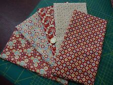 Tilda Fabric Candy bloom vintage style floral Fat quarter bundle limited edition