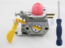 Poulan Weedeater Carburetor 530071750 545081808 ZAMA C1U-W18 Tool Free