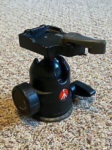 Manfrotto 488RC2 Ballhead Tripod Head without plate attachment