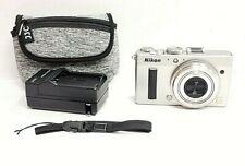 Nikon COOLPIX A 16.2MP Digital Camera Black