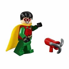 LEGO® DC Super Heroes: Batman MiniFigure - Robin (with Red Mask and Cape) 10753