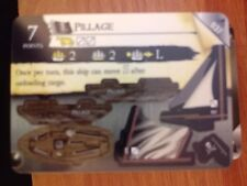 Pirates Fire & Steel #037 Pillage Pocketmodel CSG