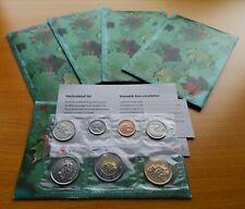 Canada 1998 Ottawa Prooflike mint set sealed with Envelope /& COA