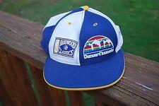 Denver Nuggets/Hardwood Classics Size 7 5/8 New Era fitted Cap