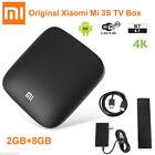 Original Xiaomi Mi 3S TV Box 4K 64bit Android 6.0 Media Player 2GB+8GB