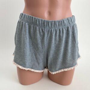 Victoria's Secret Pajama Bottom Sleep Short - Gray  - Size XS - NWT