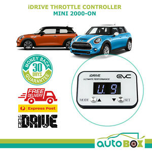 EVC iDRIVE ELECTRONIC THROTTLE CONTROLLER FOR MINI All Models 2000-ON WINDBOOSTE