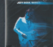 Jeff Beck - Wired - Hard Rock Pop Music Cd