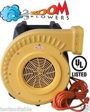 1 HP XLT inflable soplador casa de la despedida Fan Moonwalk Aire ENVÍO GRATIS