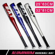 "Aluminium Baseball Bat Racket Softball Outdoor Sports Defense 25""63CM 32""81CM"