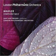 Jaap van Zweden, G. Mahler - Symphony No. 5 [New CD]