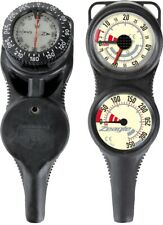 Zeagle Slimline Co-Pilot Navigational Console Compass Dive Scuba Diving 372-9705