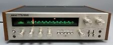 Akai AA-8080 - AM/FM Stereo Receiver - Japan 1973