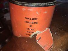 NOS HOLDEN FX 48 DIZZY CAP Delco Remy 824735