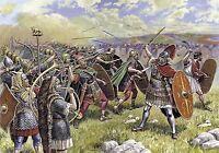 Zvezda 8052 - 1:72 Roman Auxiliary Infantry  Inhalt: 45 Figuren GMK