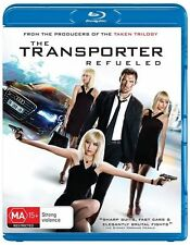The Transporter Refueled (Blu-ray, 2016)BRAND NEW & SEALED