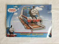 "Thomas & Friends Tank engine Foil Balloon 29"" x 27"" party train children kids"