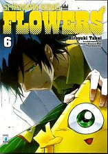 MANGA - Shaman King Flowers N° 6 - Star Comics - NUOVO
