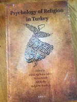 Psychology of Religion in Turkey Agilkaya-sahin, Zuhâl (Editor)/ Streib, Heinz (